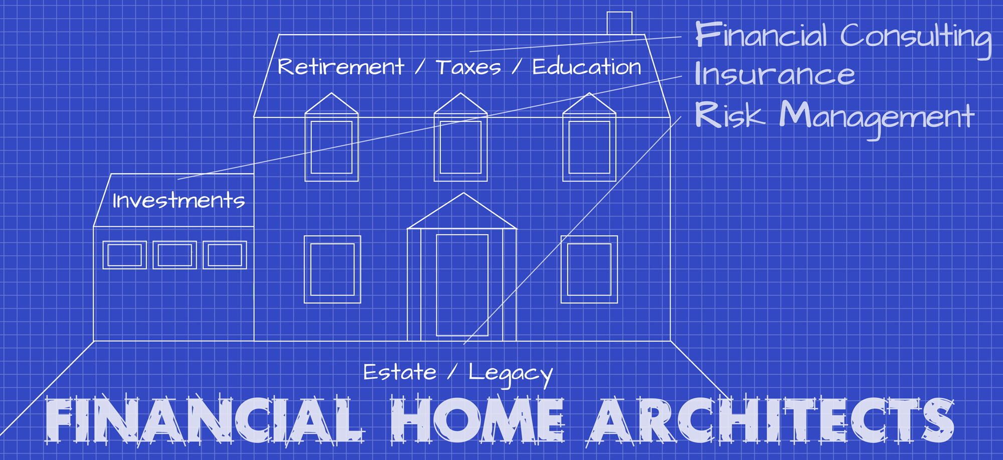 Financial home architects our process the firm insurance and financial home architects blueprint financial consulting retirement taxes education insurance malvernweather Gallery